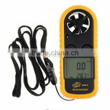 Portable MINI Wing speed digital anemometer GM816 LCD display anemometer