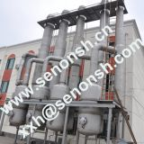 Falling Film Evaporator with Customized Treatment Capacity