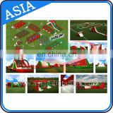 Inflatable Obstacle Run, Obstacle Course Race Series , Inflatable Obstacle Course