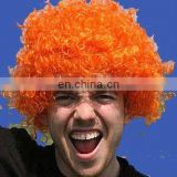 2017 hot sell synthetic afro wig