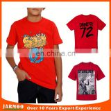 high quanlity free design fashion 100% polyester t shirt