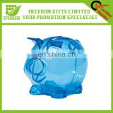 Logo Printed High Quality Plastic Piggy Bank