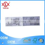 China factory made cheap garment tags, care label, printed label
