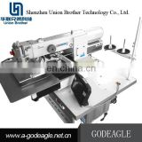 New Design High Speed second hand overlock sewing machine