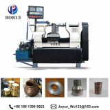 Spun stainless steel ice pail cnc metal spinning machine  cnc machine for metal cone forming