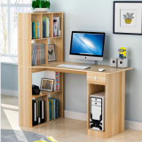 Creative small bookshelf floor simple display shelf bookshelf combination