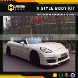 971 Body Kit Fit For porsch 2016 New panamera Turning Vors Style best body kit manufacturer