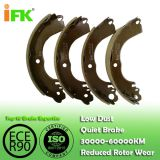 IK1519/44060ED025/GS7840 Semi-metallic/Low-metallic/NAO/Ceramic Drum Brake Shoes manufacturer
