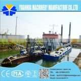 "Yuanhua dredger manufacture 10 "" cutter suction dredger YHCSD250"