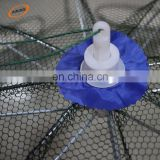Umbrella shrimp trap cage steamed fish cage shrimp crab net net eight holes