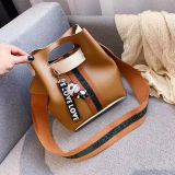 Fashion and hot  cheap pu leather bag set ladies bags women hand bags