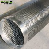 Stainless Steel V Wire Rolled Strainer for Deep Well Drilling