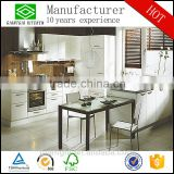 Professional kitchen factory designs modular kitchen cabinets for small spaces