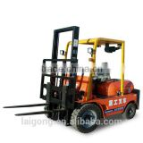 china new mini diesel forklift with comforable forklift truck seat for sale