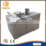 Fully automatic stationery paper sleeve coating machine