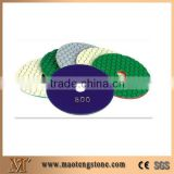 Marble Polishing Pads with Different Grits, Granite Polish Pad, Travertine Polisher Pads, Diamond Dry Polishing Tools