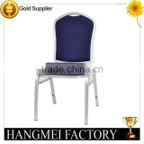 cheap aluminum banquet hall chair for sale