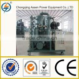 China patent waste coolant recycling machine