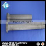 High Corrosion Resistance Silicon Nitride Ceramic Stalk Tube for Conveying of Molten Aluminum