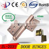 Adjustable Hinge, Soft-closing Hydraulic Hinge Door Closer Hinge Flag Hinge