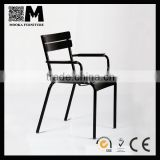 replica design metal chair fermob luxembourg stackable chair