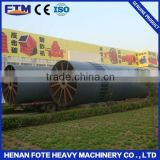 Charcoal rotary kiln China for sale