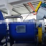 PP woven bags recycling machine |agriculture film, waste jumbo bags crushing washing recycling machinery plant