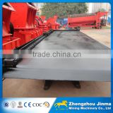 Gold shaking table type 6-S vibration shaker table for mineral separation