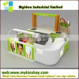 Customized for mobilecoffee kiosk design/ retail kiosks for sale mobile coffee kiosk for sale