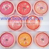 Baked matte blusher easy removal good shades and pigmentation looks natural