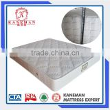 Alibaba funiture bedroom furniture 8 inch Tight top mattress sleep well thick pocket coil mattress