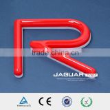 Custom Innovative Chinese Led Neon Flex 12V Letter Sign Jaguar Sign Alibaba