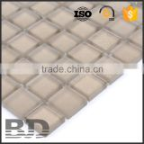 Parquet Acid - Resistant Matt / Frosted Surface Size tolearance 1mm glass stone mosaic wall tile