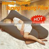 New Maternity Pregnant Women Support Pregnancy Comfortable Total Full Body Pillow                                                                         Quality Choice