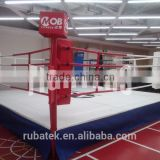 Pro Competition Boxing Ring for AIBA,IBF,Olympic Rules (FIGHTERS Brand)