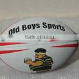 Mini Rubber Synthetic Rugby Ball