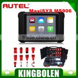 Original Autel latest engine scanner maxisys ms906 with PAD and faster diagnostic speed same function as ds708 auto scanner