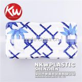 KW-0006 2016 New Fashion disposable bamboo sushi Food tray container (215*118*24)
