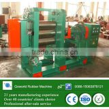 3 roll calender rubber machine / rubber calender machine with 2 roll , 3 roll and 4 roll