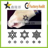 fancy customized made cheap kids tattoo sticker,skin tattoo sticker,self adhesive body tattoo sticker
