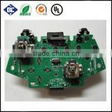 Low cost FR4 1oz copper thickness custom pcb /printed circuit board manufacturer from China