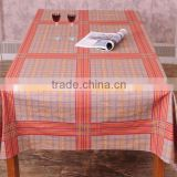 Customer New design Coated waterproof ,Oilproof Table Cover ,Tablecloth Linens ,Printed Table Cloth