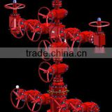 API 6A Wellhead & X-mas Tree for Oil and Gas well/Wellhead production tree/Oil Christmas tree
