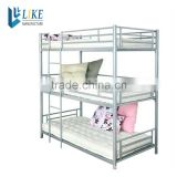 3 tier triple metal bunk bed Three kids bunk bed                                                                         Quality Choice