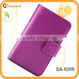 Hot ! 2015 fashion lovely genuine leather wallet women purse direct factory price