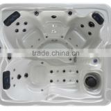 Hot tub spa Aristech spa shells (no extra charge for colors ) Thick and strong spa body Balboa controls CE/CB/SAA approvals
