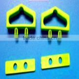 nice style of colorful plastic euro hook for box display