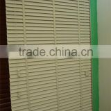 China supplier durable head rail window rubber blinds                                                                         Quality Choice