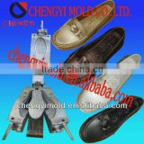 airblowing leather casting lady shoe mold