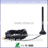 Car DVB-T Active antenna with F Male connector, High quality Indoor DVB-T car tv Antenna